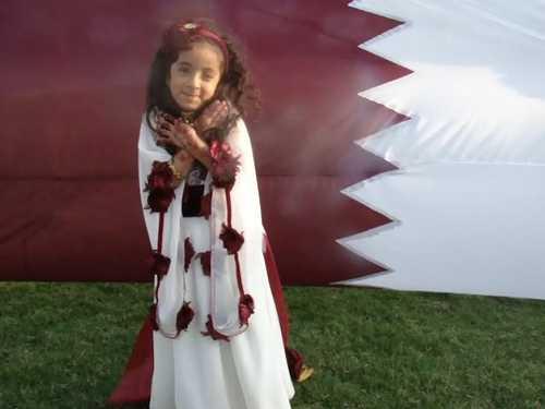 بالصور فساتين العيد قطر , ازياء اليوم الوطني ومناسبة مميزه جدا 145 4