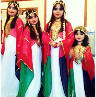 بالصور فساتين العيد قطر , ازياء اليوم الوطني ومناسبة مميزه جدا 145 9