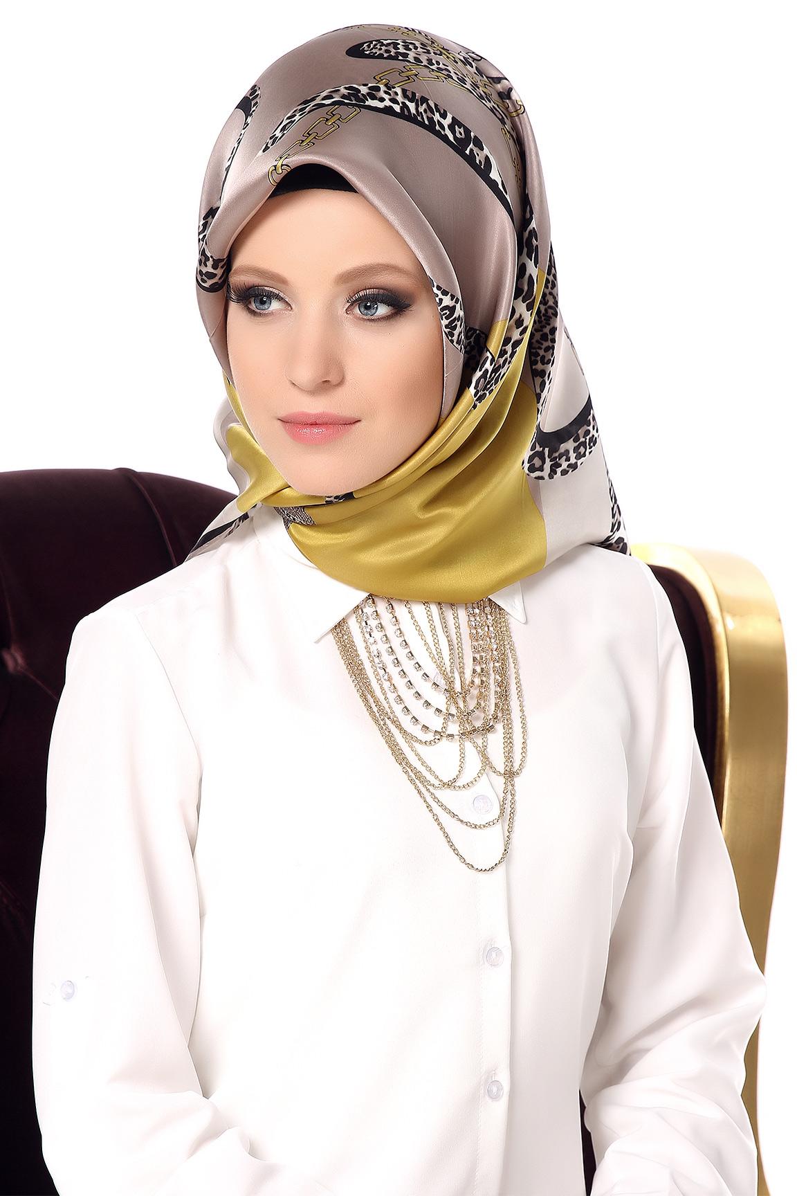 بالصور موديلات حجابات تركية صيفية , للجمال اسباب والحجاب الجميل احد اسبابه 170 8
