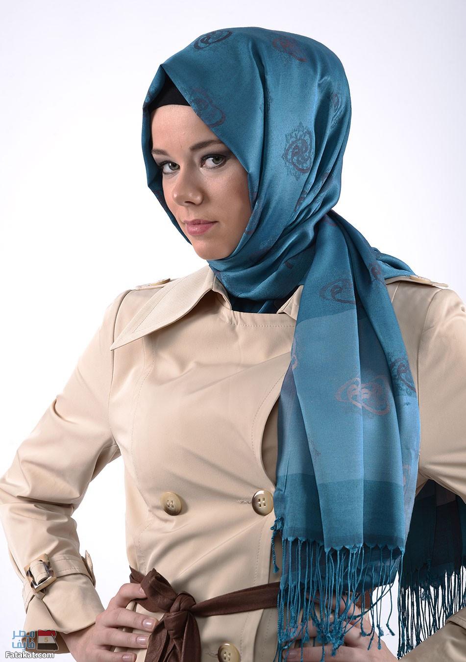 صوره موديلات حجابات تركية صيفية , للجمال اسباب والحجاب الجميل احد اسبابه