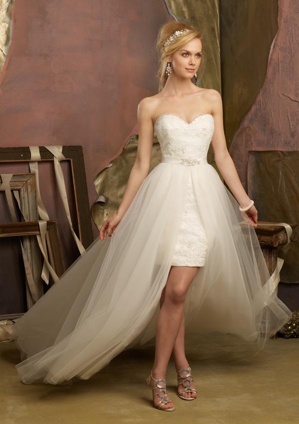 بالصور فساتين اعراس قصيرة 2019 , ملابس سواريه جميلة 176 2