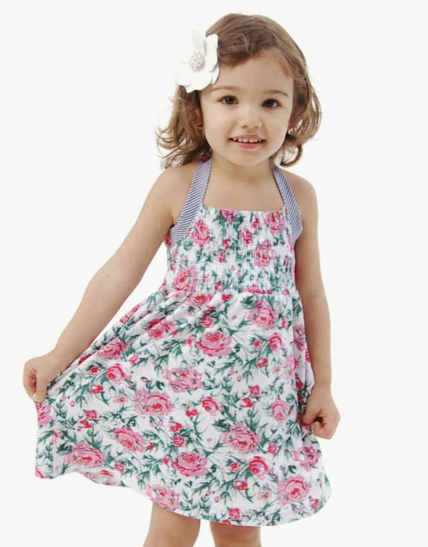 cc450719f فساتين اطفال صغار 2019 , ملابس بنات راقيه - فساتين