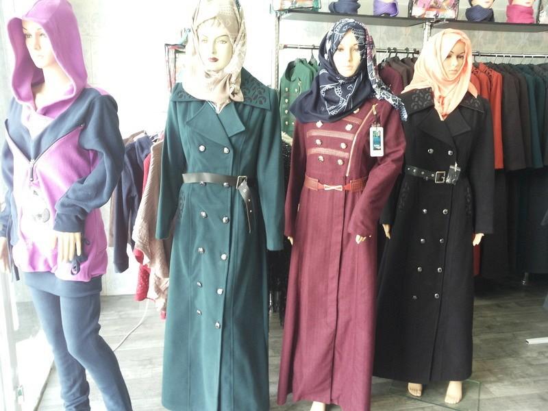 بالصور ازياء حجاب , ملابس في قمة الروعة يا خرابي عليهم 202 4