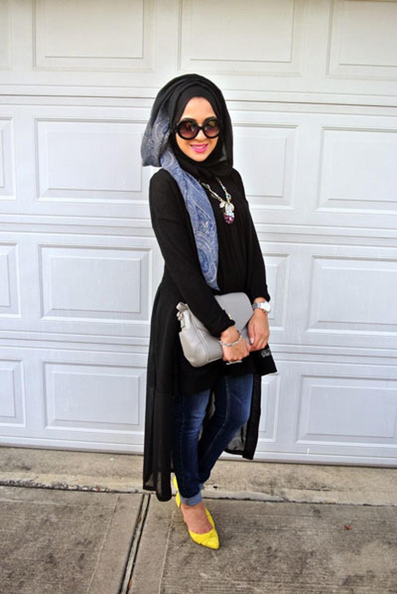بالصور ازياء حجاب , ملابس في قمة الروعة يا خرابي عليهم 202 8