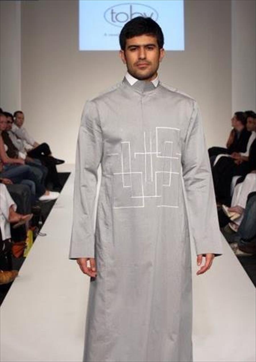 صوره ازياء ثياب رجاليه سعوديه , احدث الازياء السعودية , يا سلام علي التالق والجمال