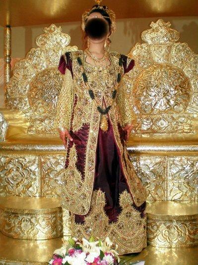 بالصور ازياء تقليدية جزائرية فيس بوك , موديلات رائعه , شوف الجمال والاستيل الرقيق 219 1