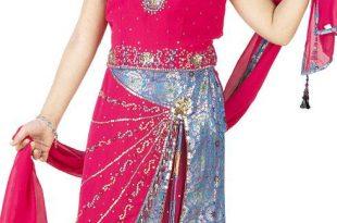 صورة ملابس هندية للبنوتات 2020 , ايه الحلاوه والشياكه دي