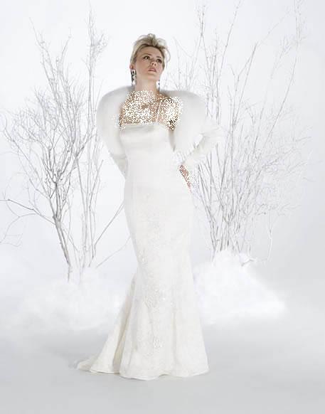 صوره صور فساتين زفاف 2019 , ليله العمر بيكي مميزة
