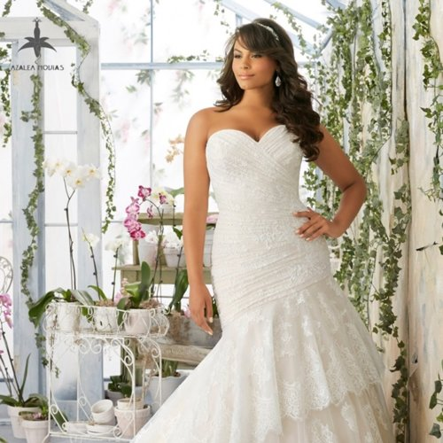 بالصور صور فساتين زفاف 2019 , ليله العمر بيكي مميزة 236 7