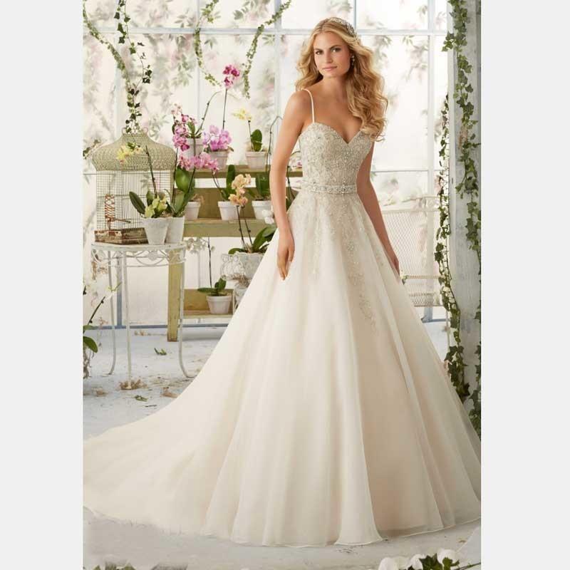 صورة صور فساتين زفاف 2020 , ليله العمر بيكي مميزة 236 9