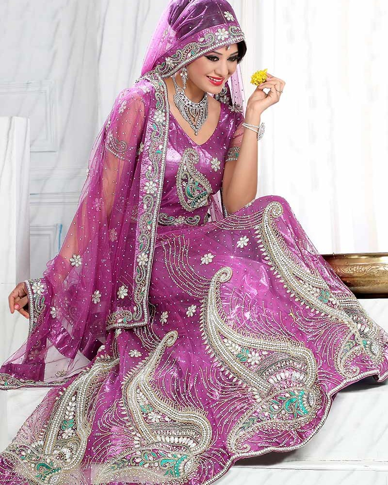 بالصور فساتين اعراس هندي , اجمل فستان هندى 247 5