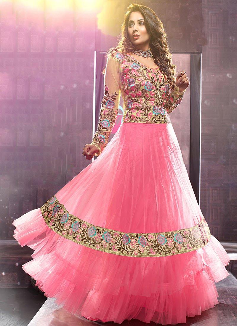 بالصور فساتين اعراس هندي , اجمل فستان هندى 247 8