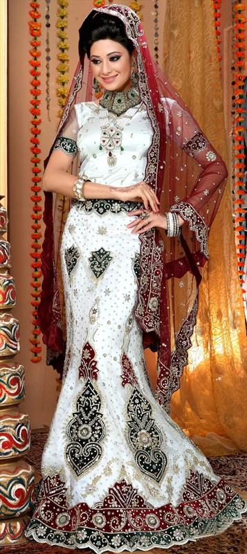 صورة فساتين بنوتات هندية ساحرة اجمل فساتين اطفال هندية 2020 , شغل خرز ملون اكثر من رائع 253 5