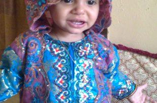 صورة ازياء عمانية تقليدية للاطفال , ملابس رائعه للمناسبات