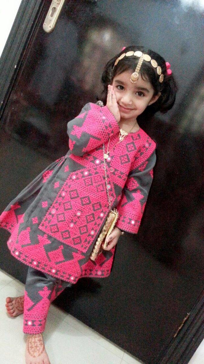 بالصور ازياء عمانية تقليدية للاطفال , ملابس رائعه للمناسبات 259 6
