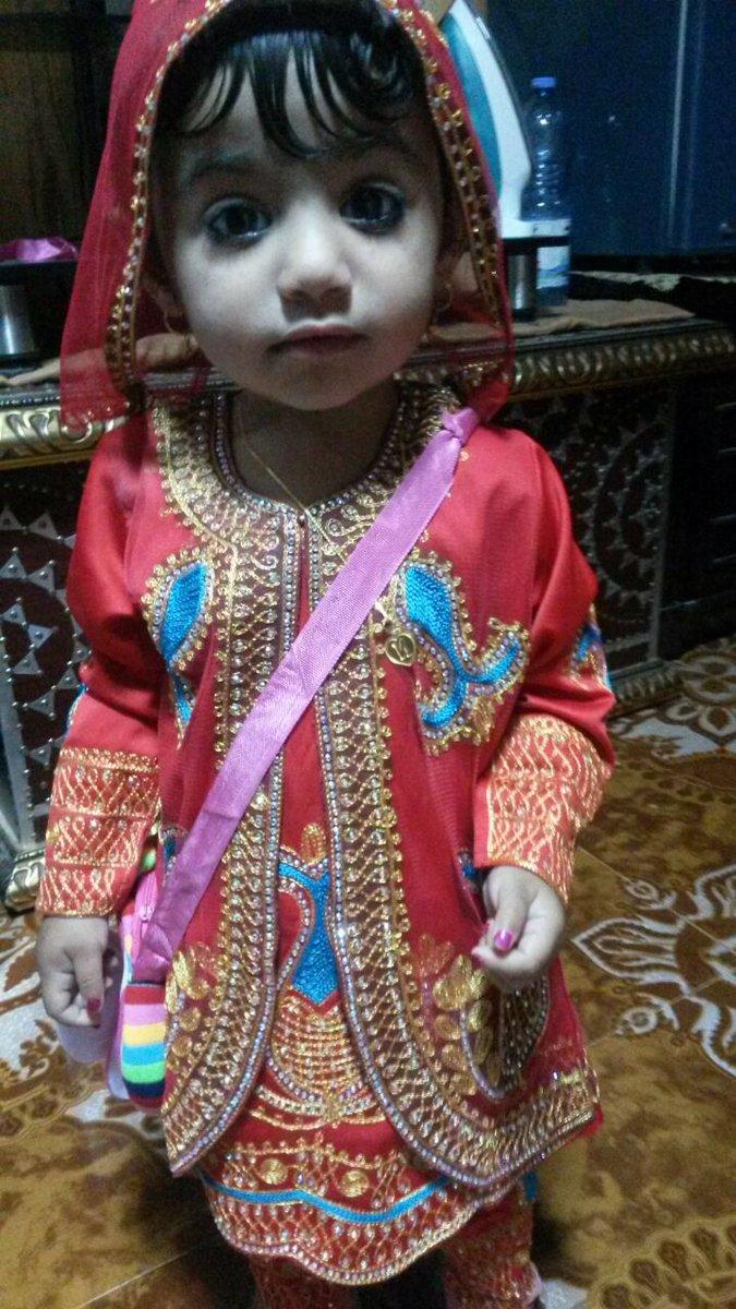 بالصور ازياء عمانية تقليدية للاطفال , ملابس رائعه للمناسبات 259 9