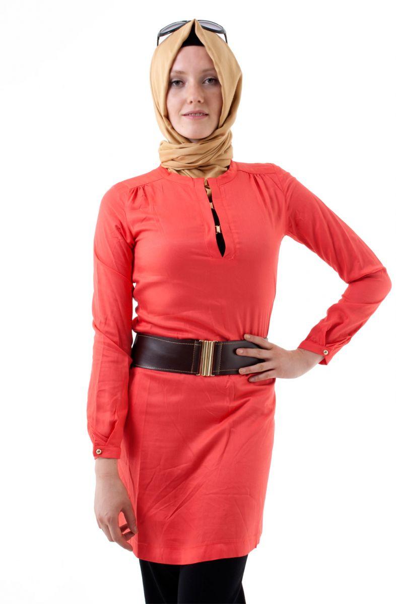 بالصور موضة ملابس الصيف للمحجبات 2019 , اروع االملابس النسائية 266 8