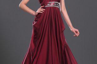 صورة اجمل الفساتين للسهرات 2020 , ازياء فخمه لاجمل البنات