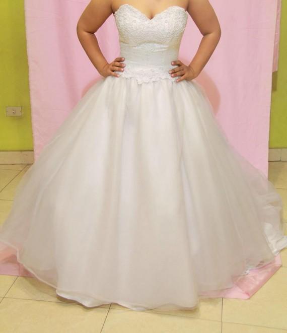 بالصور محلات فساتين زفاف فيس بوك , ليله العمر احلي بيكي 306 4