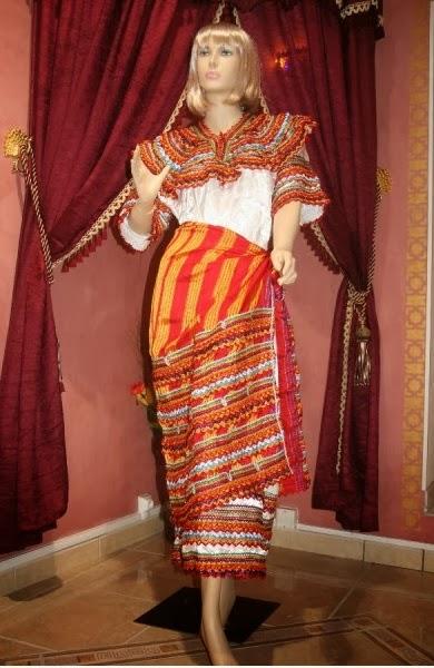 صوره ازياء قبائلية , ملابس قبائل , اطلاله اكثر من رائعه