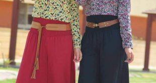 ملابس روعة للمحجبات 2020 , يا خرابي ع الجمال بقااا