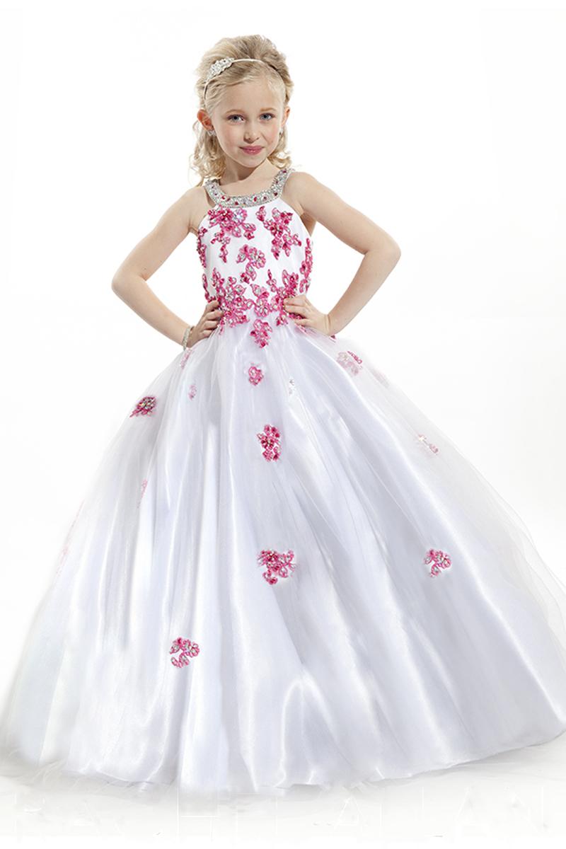 بالصور فساتين للاعراس اطفال , لاحلي البنات العرايس 379 2