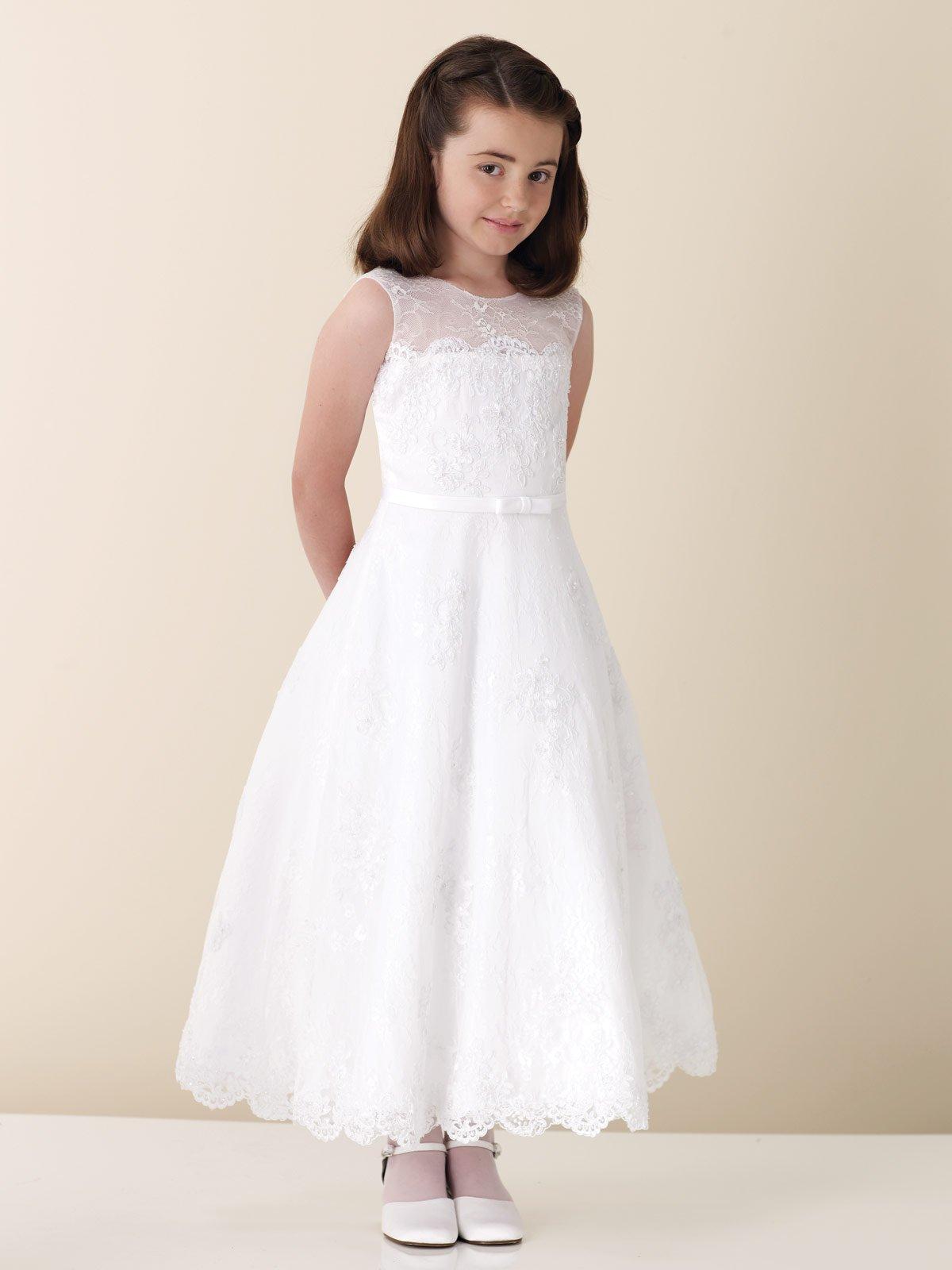بالصور فساتين للاعراس اطفال , لاحلي البنات العرايس 379 3