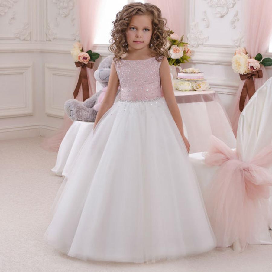 بالصور فساتين للاعراس اطفال , لاحلي البنات العرايس 379 6