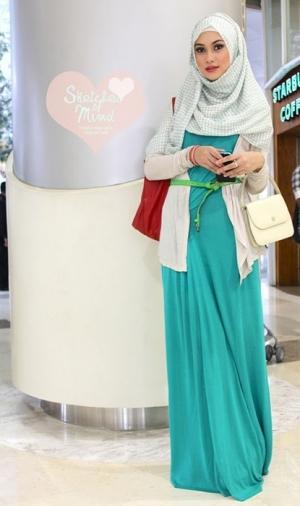 صورة ازياء محجبات مصرية , اجمل موديلات المحجبات