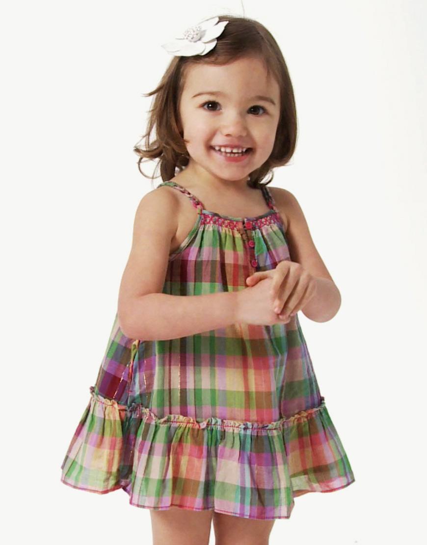 صوره فساتين بنوتات صغار , اجمل لبس للبنات , لبس الاطفال واجمل الازياء التى تتناسب معهم