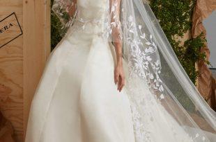 صورة تصميمات فساتين زفاف 2020 , احدث وارق موديلات فستان الزواج