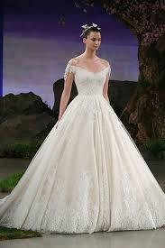 بالصور تصميمات فساتين زفاف 2019 , احدث وارق موديلات فستان الزواج 484 5