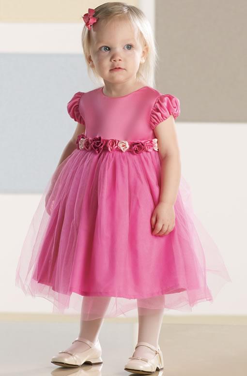 بالصور فساتين اطفال للاعراس في دبي , اجمل فساتين للاطفال , زى البنات الخاص بالافراح 494 7