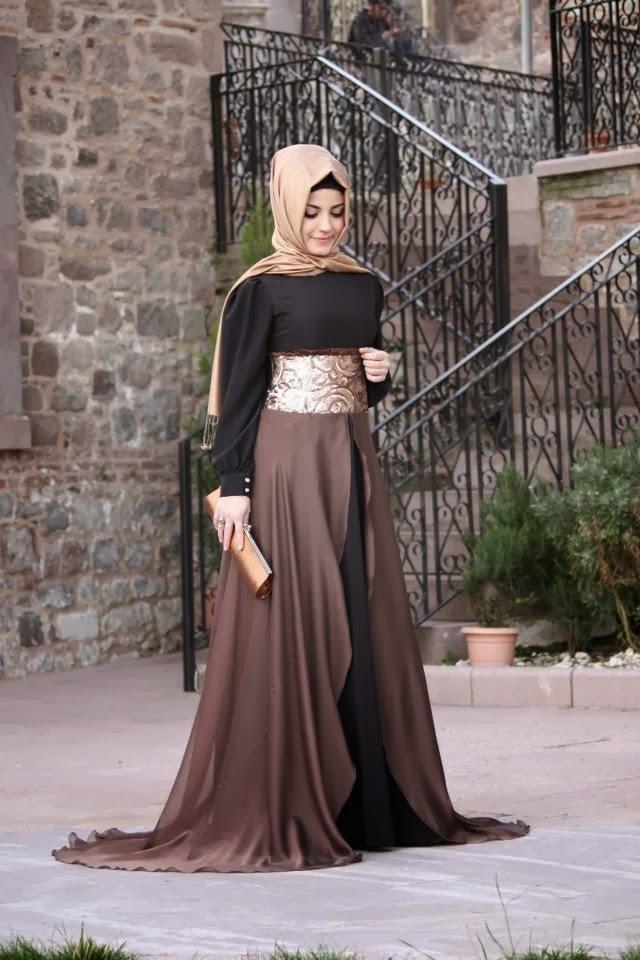 بالصور فساتين محجبات تركية فيس بوك , اجمل صور لزى البنات 512 5