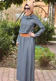بالصور فساتين محجبات مراهقات , احدث تصميمات ملابس البنات 527 9