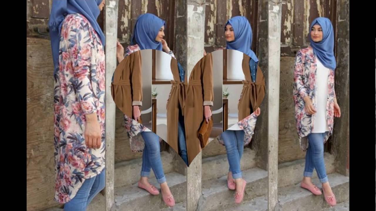 edaa5391b4bde موضة الحجاب 2019. ازياء حجاب جديدة بالصور