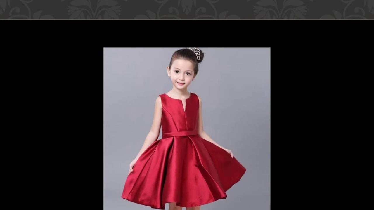 بالصور فساتين اطفال سهره 2019 , اجمل الازياء للبنات الصغار 530 9