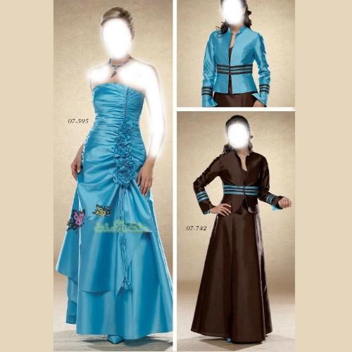 بالصور فساتين تركية زفاف , انسق ملابس بنات الترك التركية 559 2