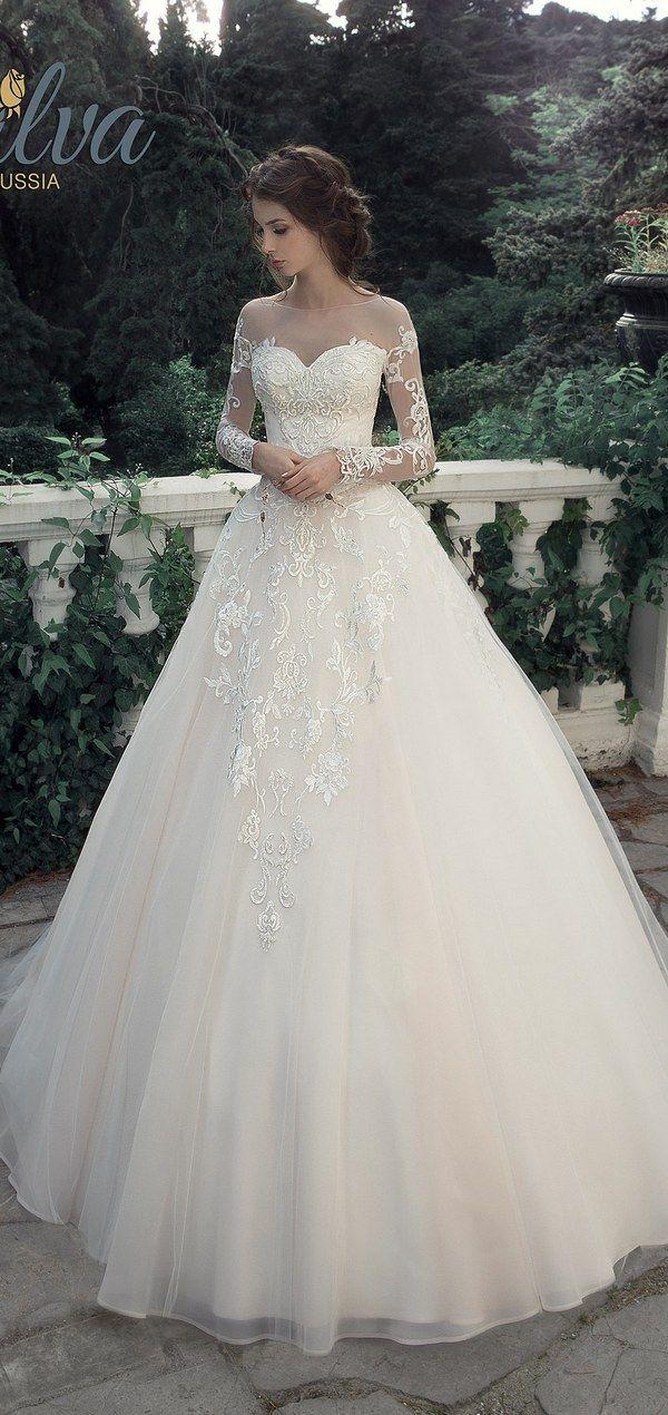 01785bf0d جديد فساتين زفاف 2019 , لكل عروسة موضة فساتين جديدة - فساتين
