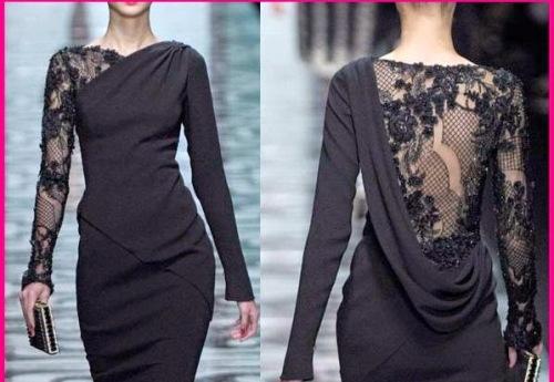 بالصور فساتين حلوه من الانستقرام , اجمل الفساتين الجديدة لمتابعي الانستقرام 98 4