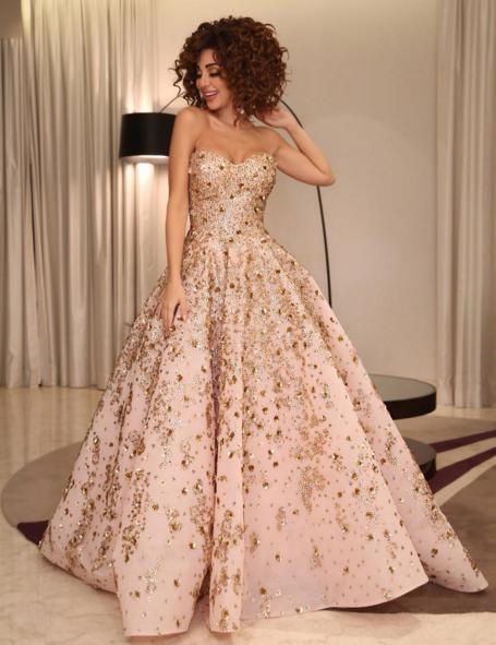 بالصور فساتين حلوه من الانستقرام , اجمل الفساتين الجديدة لمتابعي الانستقرام 98