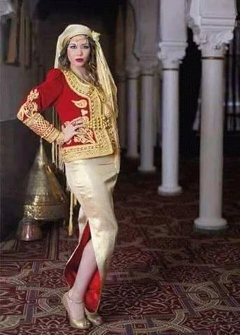 بالصور ازياء و موضة جزائرية , ملابس اهل الجزائر , اناقة لا توصف مبهرة 105 5