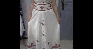 جديد فساتين صيفية جزائرية , ملابس صيفية من الجزائر