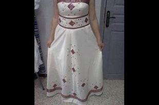 صورة جديد فساتين صيفية جزائرية , ملابس صيفية من الجزائر