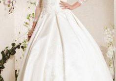 بالصور فساتين افراح راقية , اجمل فستان زفاف , قلبي يا ناس علي الجمال 152 9 237x165