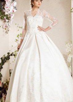صوره فساتين افراح راقية , اجمل فستان زفاف , قلبي يا ناس علي الجمال
