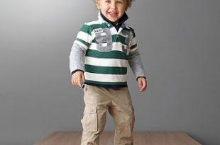 صورة ملابس متنوعه للولاد 2020 , ازياء اطفال كاجوال روعه