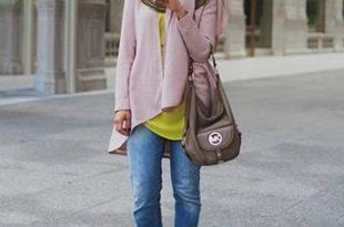 صورة ملابس محجبات محتشمة 2020 , رقة وجمال مش طبيعي