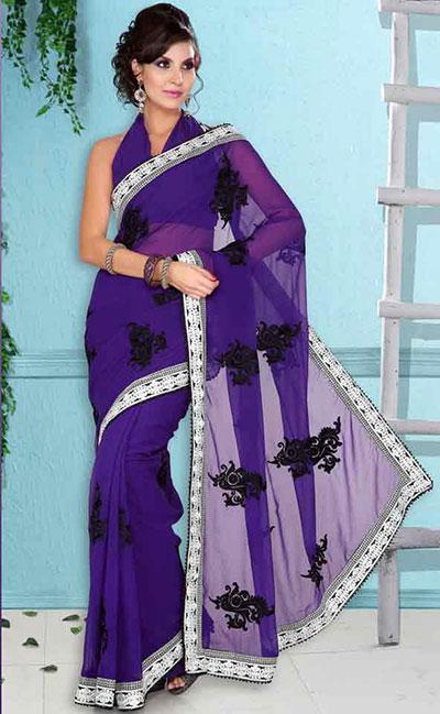 بالصور ازياء هندية للاعراس , جمال الالون يخطف العيون 339 4