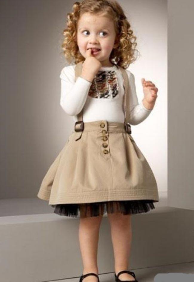 صورة ازياء العيد للاطفال 2020 فساتين العيد 2020 ملابس اطفال 2020 , طفولة جميلة ومميزة